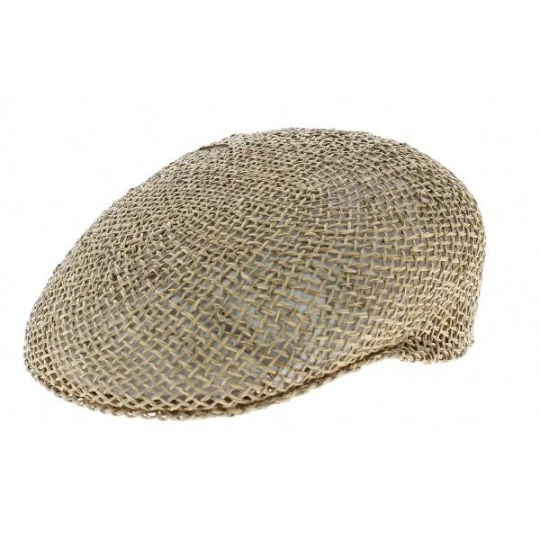 Une belle casquette Traclet pour homme en jonc de mer…