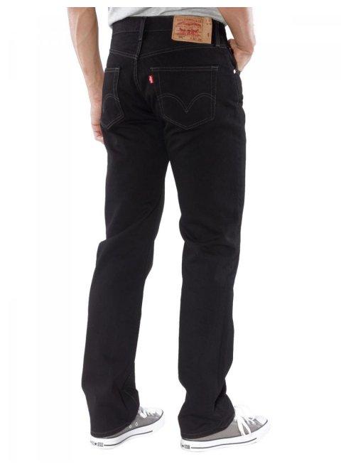 Le modèle Levis 0660 noir : un 501 homme pas cher - Génération Jeans !
